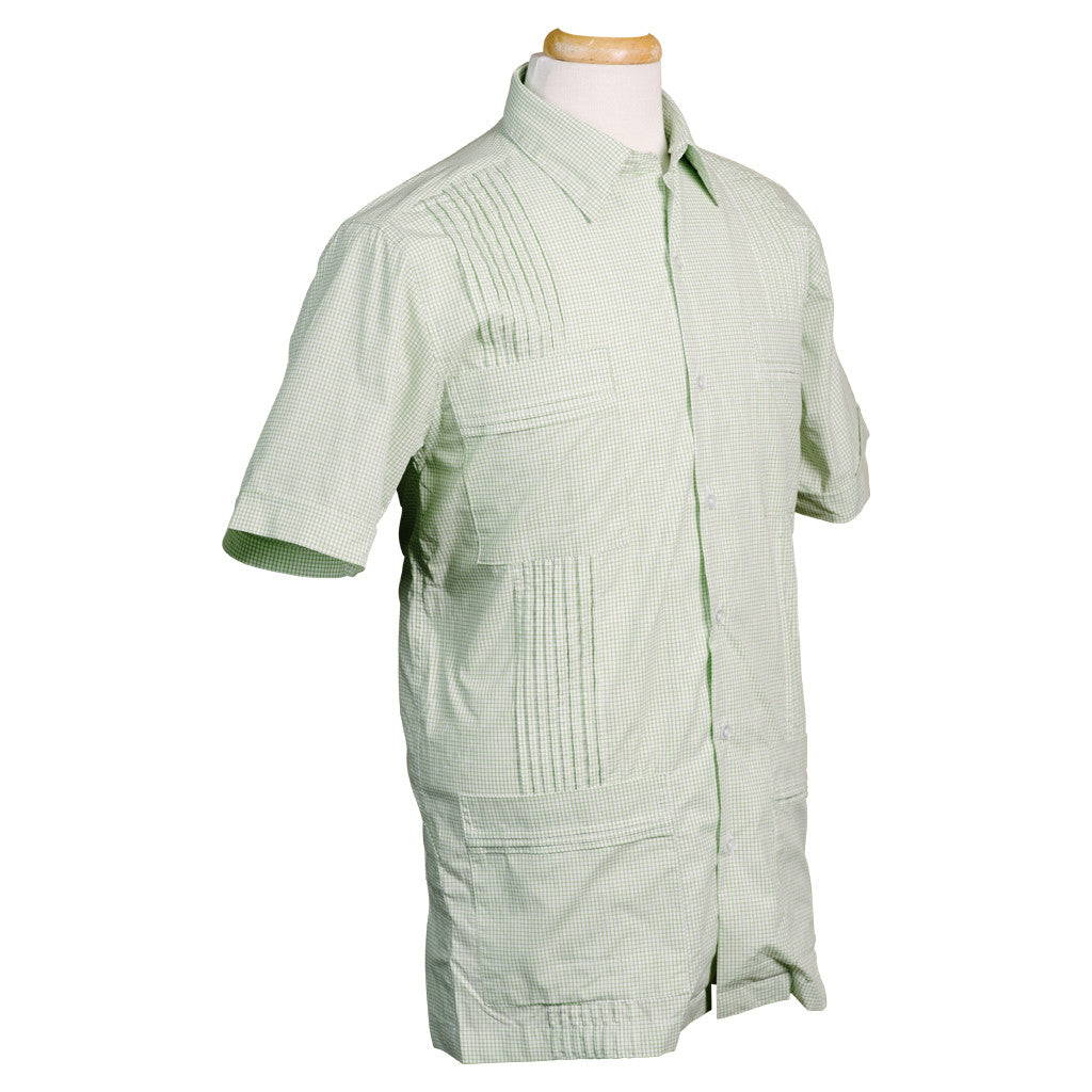 Nantucket Lime Green - Dictator Guayabera