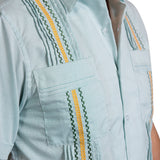 Sic 'em Bears Game Day Guayabera