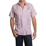 Game Day Dictator Guayabera - Maroon