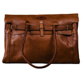 Mevill & Moon Nairobi Race Day Bag - Leather
