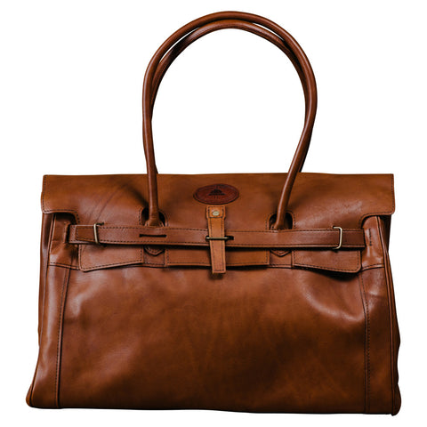 Nairobi Race Day Bag - Leather