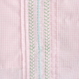 Monterey Women's Guayabera Dress - Pink