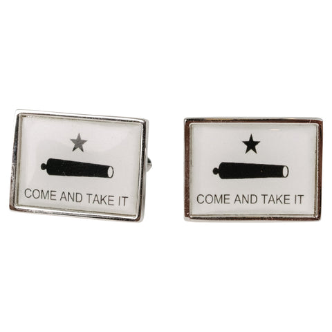 Gonzalez Flag Cufflinks