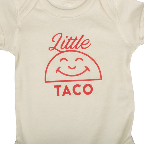 Little Taco Onesie