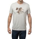 Purveyors of Lone Star State T-Shirt - Sand