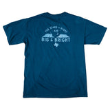 Stars at Night Pocket T-Shirt - Navy