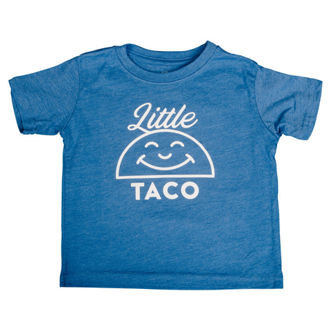 Little Taco Toddler T-Shirt