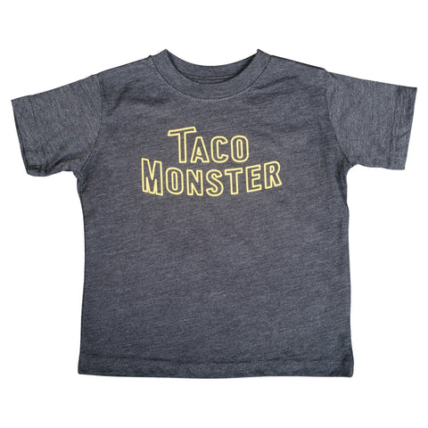 Taco Monster Toddler T-Shirt