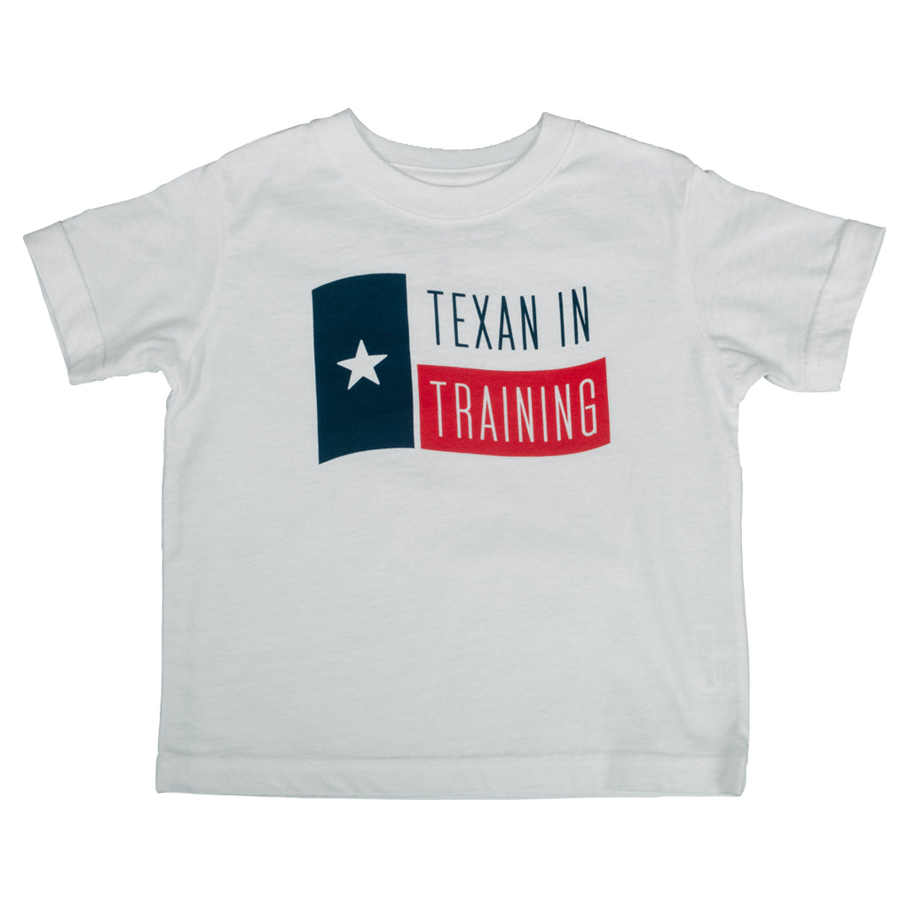 Texan in Training Toddler T-Shirt