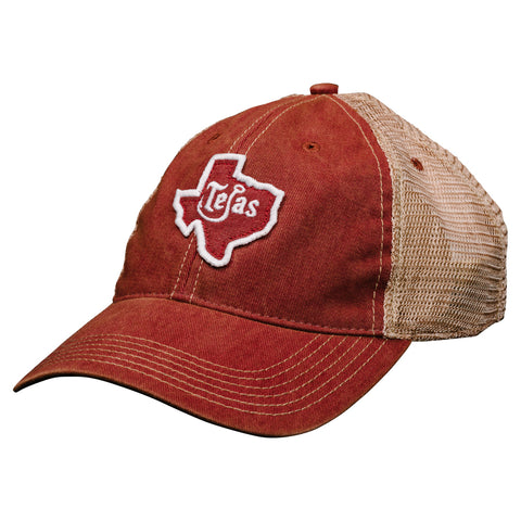 Tejas Yacht Club Texas Patch Cap