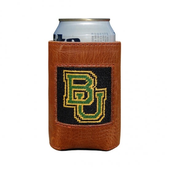 Smathers & Branson Baylor University Needlepoint Can Cooler