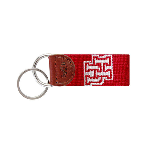 University of Houston Needlepoint Key Fob