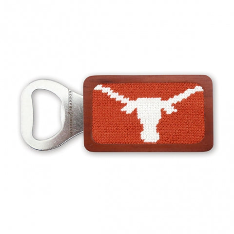 UT Needlepoint Bottle Opener