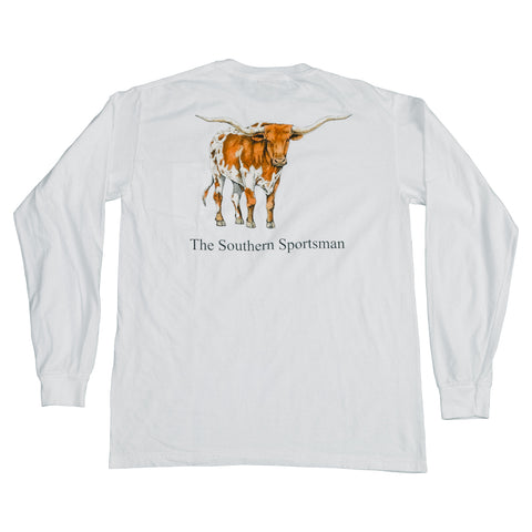 Longhorn Long Sleeve T-Shirt
