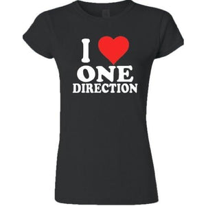I love One direction Women's T-Shirt