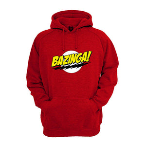 Bazinga the big bang theory HOODIE