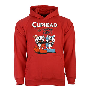 Cuphead dont deal with the devil Hoodie