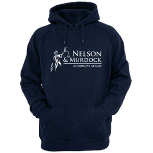 Daredevil Nelson and Murdock attorneys at law hoodie