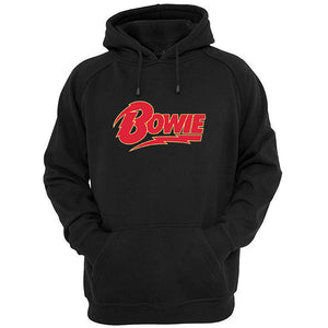 Sweat-Shirt David Bowie logo