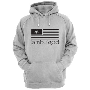 Sweat-Shirt Lamb of god drapeau