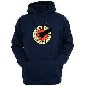 Sweat-Shirt Futurama Planet