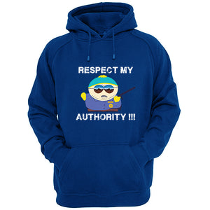 Sweat-shirt South park Cartman Respect my authority