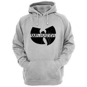 Sweat-shirt Black Panther Wu Tang Clan parodie