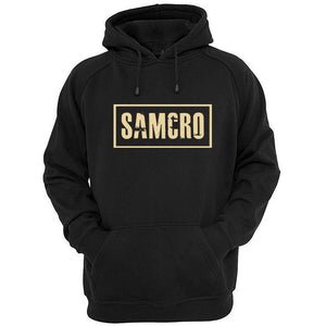 SAMCRO Crew Sons Of Anarchy logo Hoodie