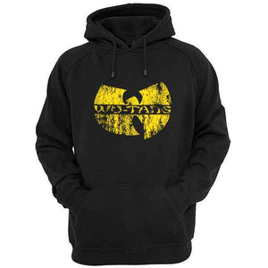 Sweat-Shirt Wu tang clan logo vintage