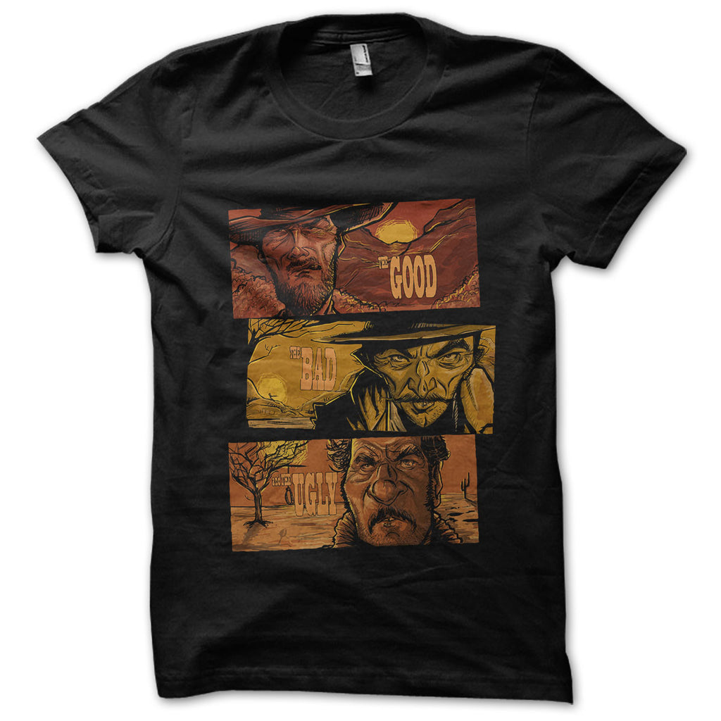 The good the bad and the ugly Men's T-Shirt
