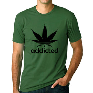 Addicted parody Men's T-Shirt