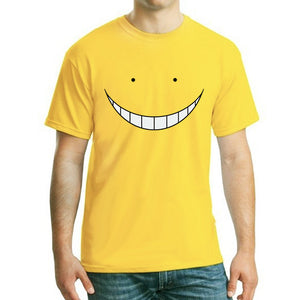 assassination classroom face Men's T-shirt