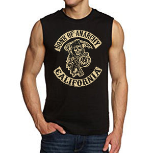 Sons of anarchy Sleeveless Men's T-Shirt