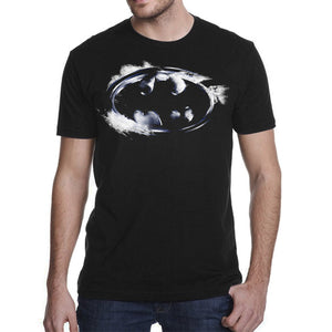 Batman artwork logo Men's T-Shirt.