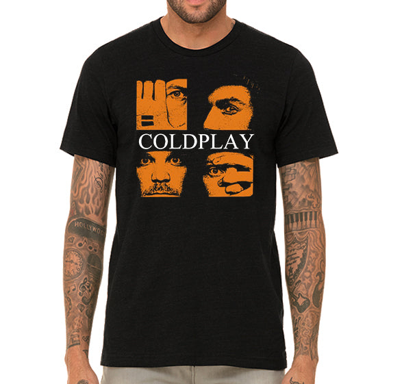 Coldplay artwork Men's T-Shirt