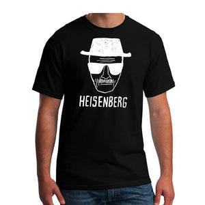 Heisenberg Breaking Bad logo Men's T-Shirt
