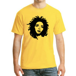 Lauryn Hill artwork Men's T-Shirt