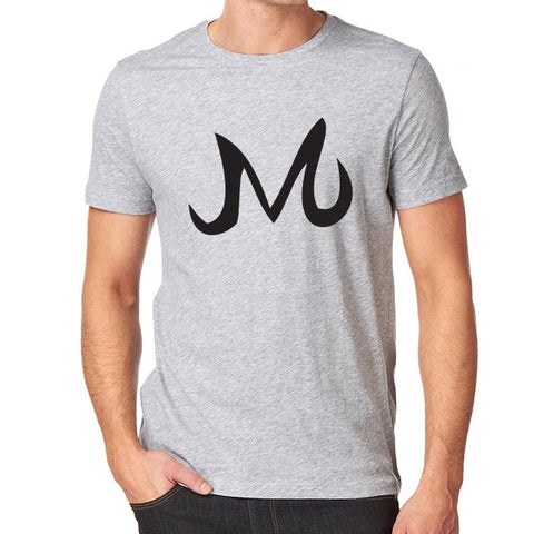 Majin Vegeta M symbol Men's T-Shirt
