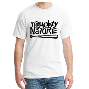 Naughty By Nature Classic Logo Men's T-Shirt