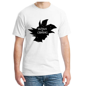 Saiyan is coming Men's T-Shirt