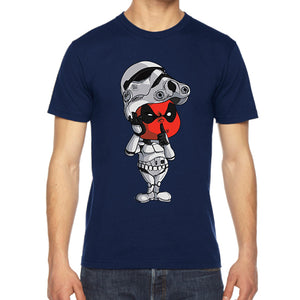 Deadpool Stormtroopers Soldier Men's T-Shirt