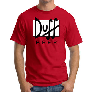 Duff Beer Men's T-Shirt