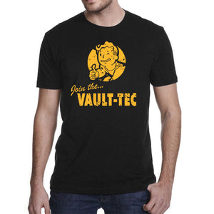 Fallout Join Vault-Tec Men's T-Shirt