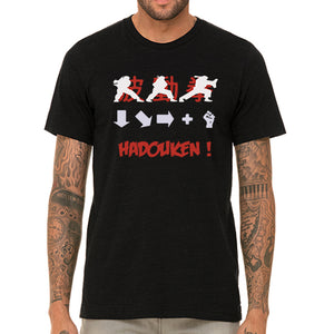 Hadouken combo street fighter Men's T-Shirt