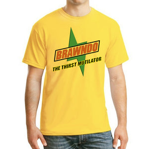 Brawndo the thirst mutilator idiocracy Men's T-Shirt