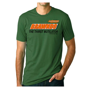 Brawndo the thirst mutilator It's got electrolytes ! idiocracy film Men's T-Shirt