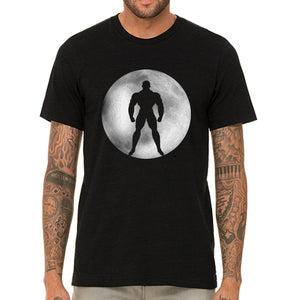 Dragon Ball Super Jiren fullmoon background Men's T-Shirt