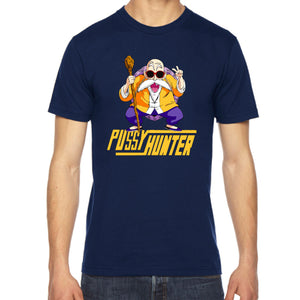 Master Roshi the pussy hunter Men's T-Shirt