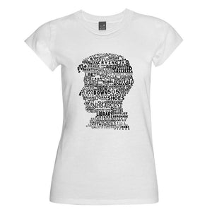 Alex Turner Artwork Women's T-Shirt