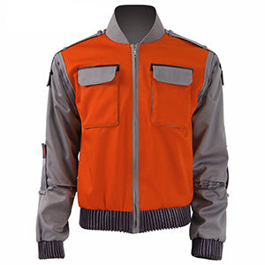 Back To Future Marty Mcfly Jacket